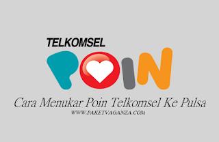 Cara Menukar Poin Telkomsel Ke Pulsa dan Kuota Terbaru 2019