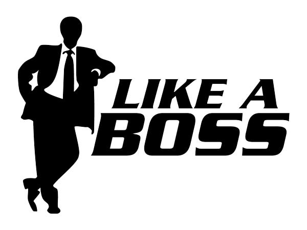 likeaboss