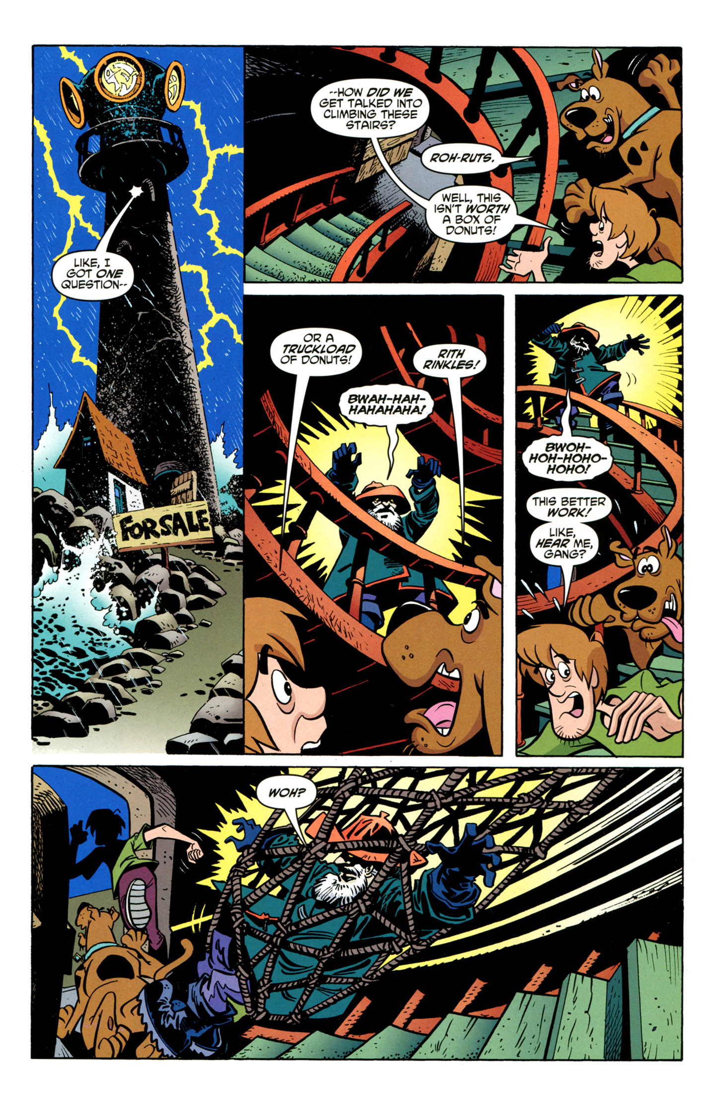 Read online Scooby-Doo: Where Are You? comic -  Issue #19 - 25