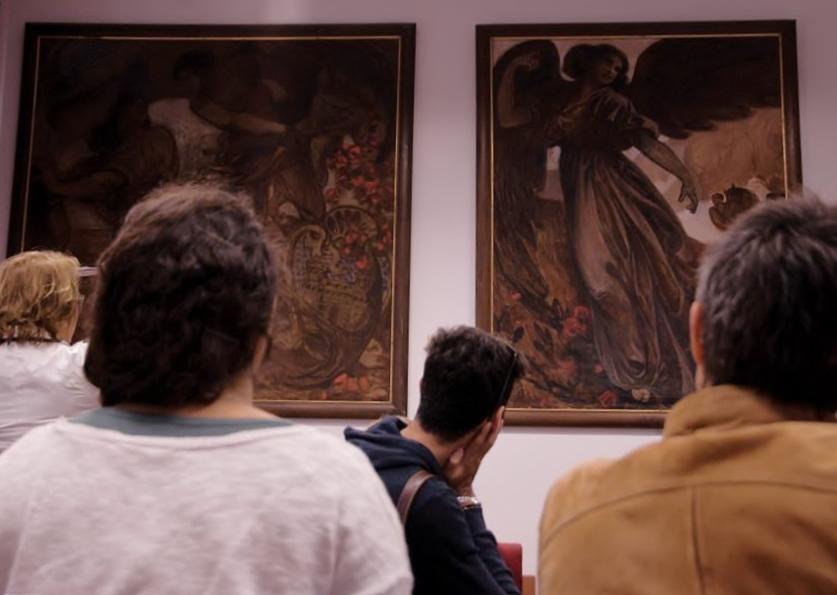 Occhio Livorno: Livorno svela il suo Nomellini