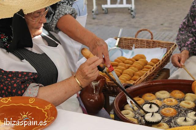 Buñuelos de Ibiza