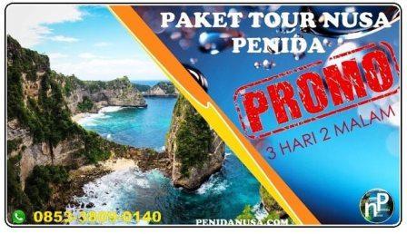 NUSA PENIDA 3 HARI INTINERARY