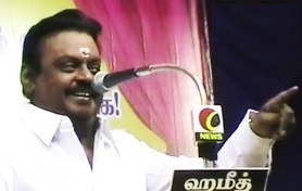 Vijayakanth ultimate Comedy Acting | How Amma fan works?