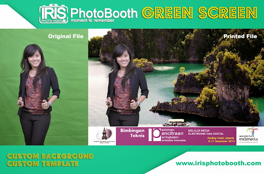 Photo Booth Green Screen