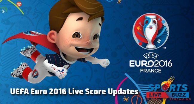 Euro Live Score