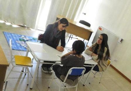 Casa de Contención para Niños Abusados