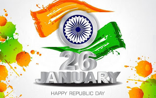Happy Republic Day 26-1-2018, Today No Lottery