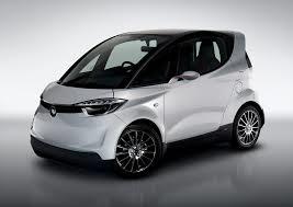 ヤマハのコンセプトカー…1,000CCの二人乗り小型車