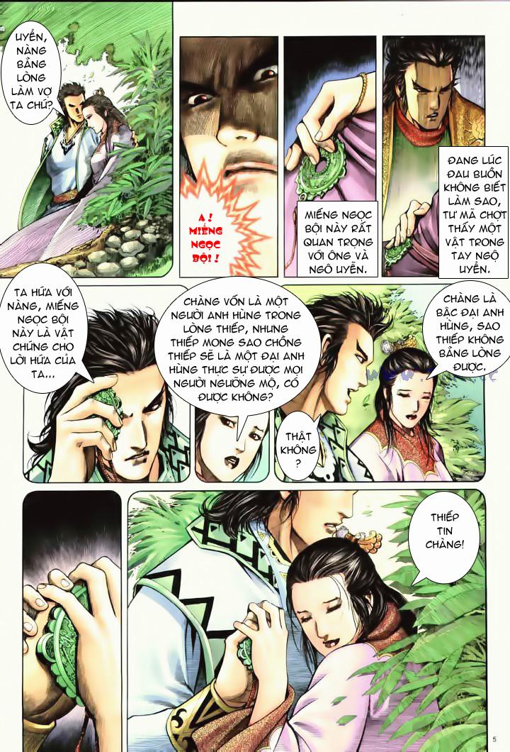 Anh hùng vô lệ Chap 10 trang 3