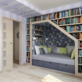 idea zona de lectura