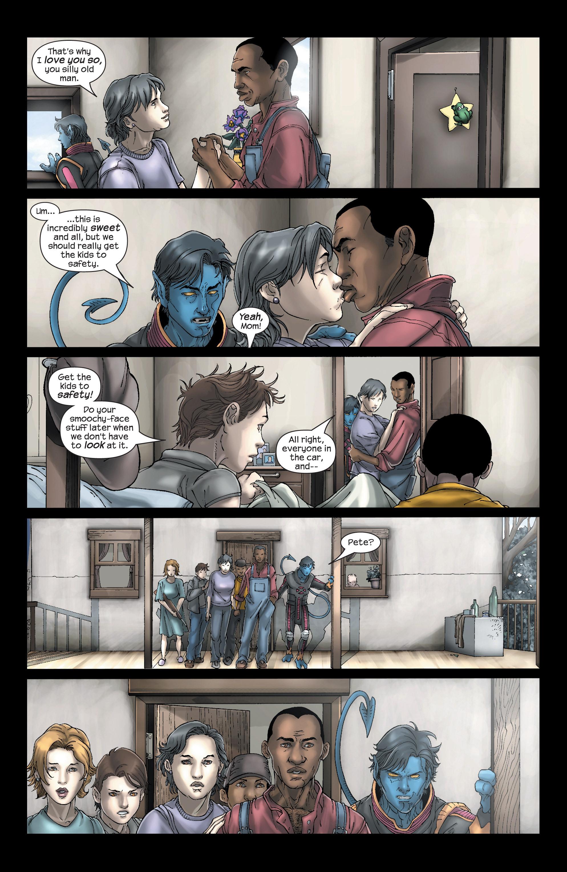 Read online Uncanny X-Men (1963) comic -  Issue #440 - 17