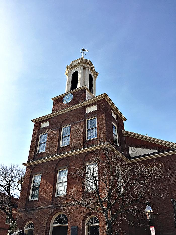 History In High Heels Beautiful Boston