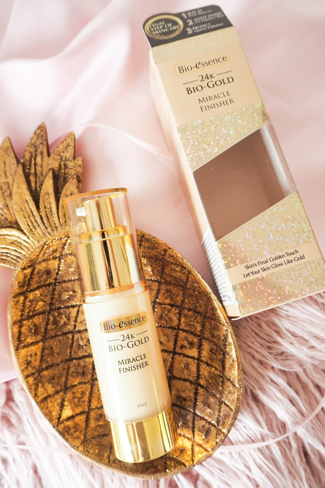 Bio-Essence 24k Bio-Gold Miracle Finisher Review