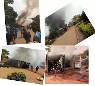 INEC office in Anambra