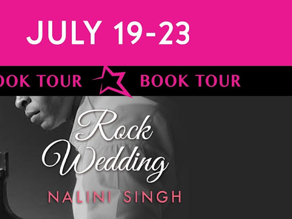 Review: Rock Wedding by Nalini Singh | Blog Tour