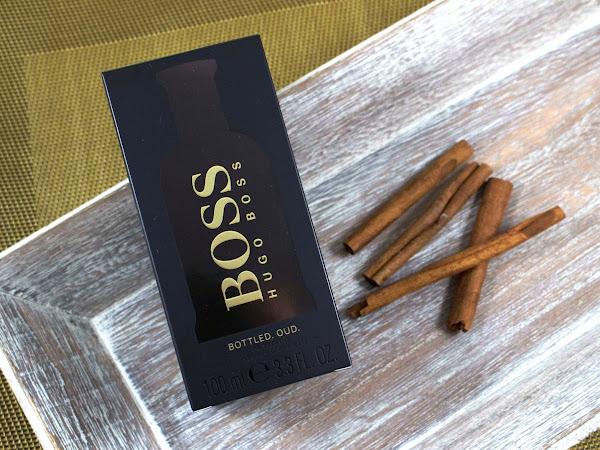 Hugo Boss // Boss Bottled Oud Eau de Parfum