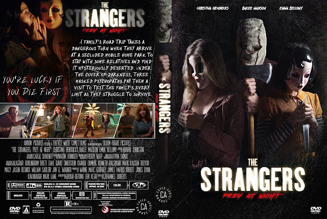 The Strangers: Prey at Night DVD Cover