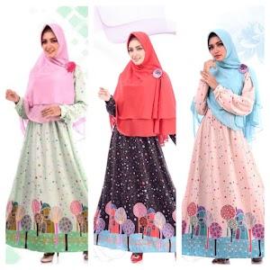 Baju Muslim Nibras Grosir Ecer