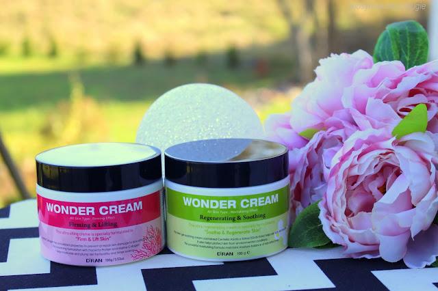 D'RAN – Wonder Cream – Koreańskie kremy do pielęgnacji twarzy