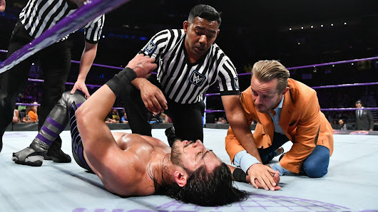 WWE 205 Live August 7, 2018 Results and Review 54 Minutes of Action This Time