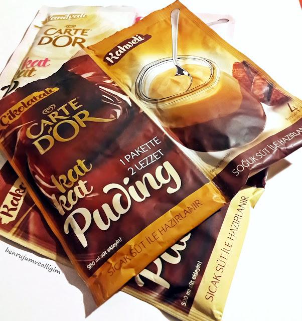 carte-dor-cilekli-kakaolu-muzlu-vanilyalı-kahveli-puding