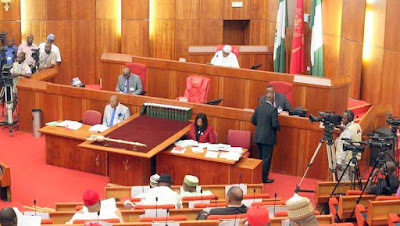 The 2017 National budget has finally been passed by the Nigerian Senate,