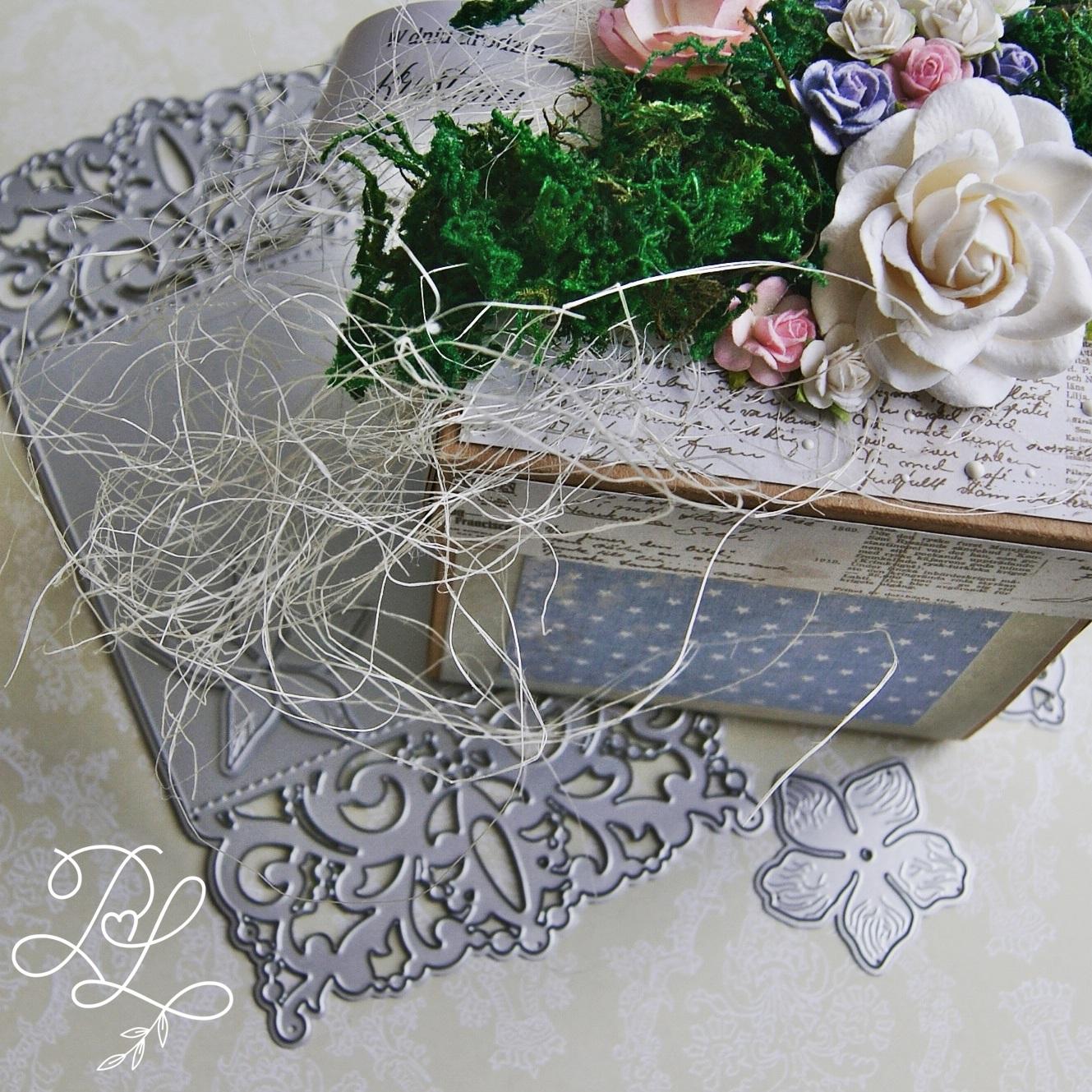 Urodzinowy exploding box - inspiracja dla Kreatywnej Pracowni od Papierowe Love Siechnice.