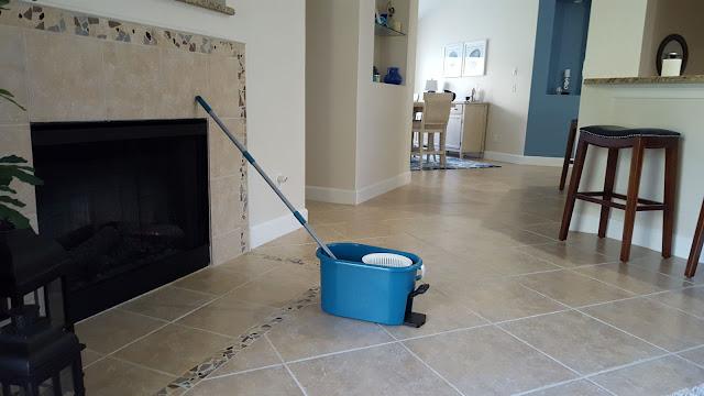 Floor Washing Made Easy