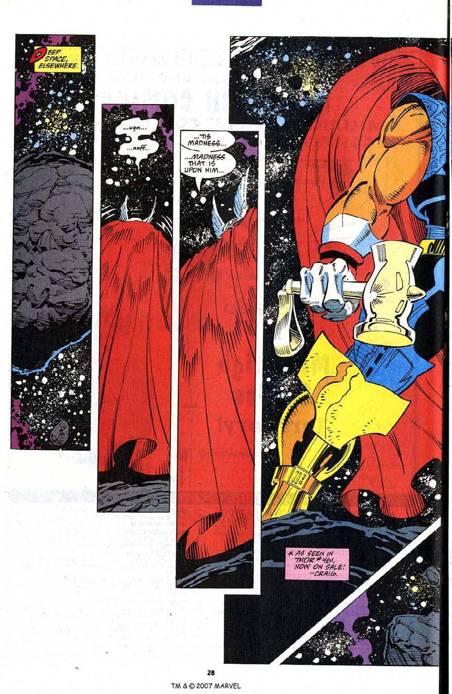 Read online Silver Surfer (1987) comic -  Issue #79 - 30