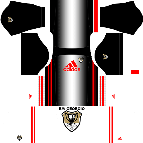 5cbbcb22fe7 Kumpulan Kit Jersey & Logo Dream League Soccer Adidas HD (490x490) ...