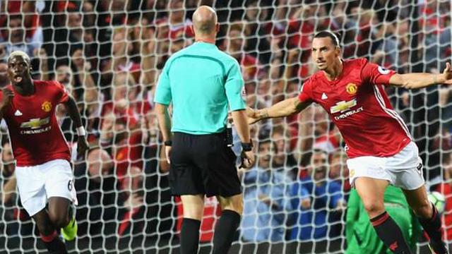 [Video] Cuplikan Gol Manchester United 2-0 Southampton (Liga Inggris)