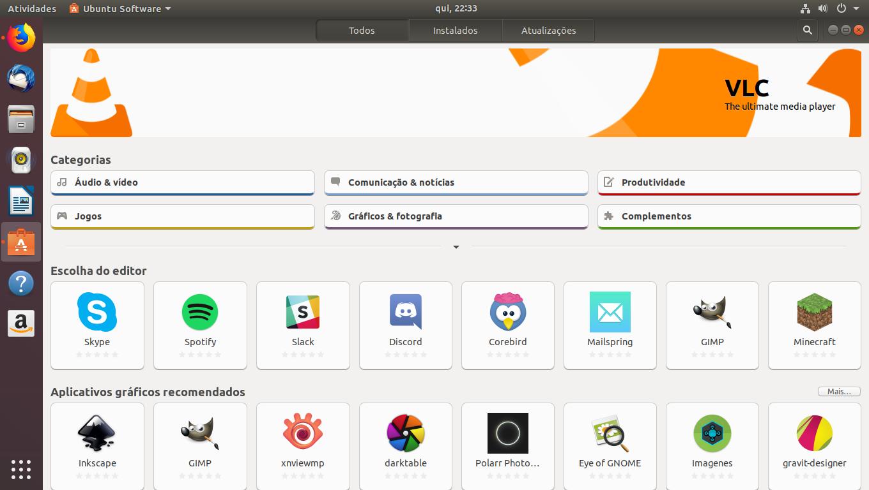 9 coisas para se fazer após instalar o Ubuntu 18 04 LTS (Bionic