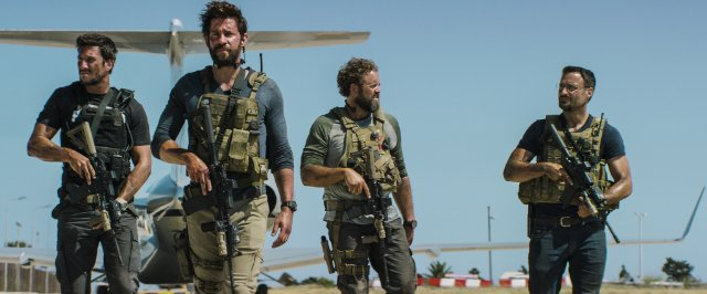 13 Hours: The Secret Soldiers of Benghazi Movie Review