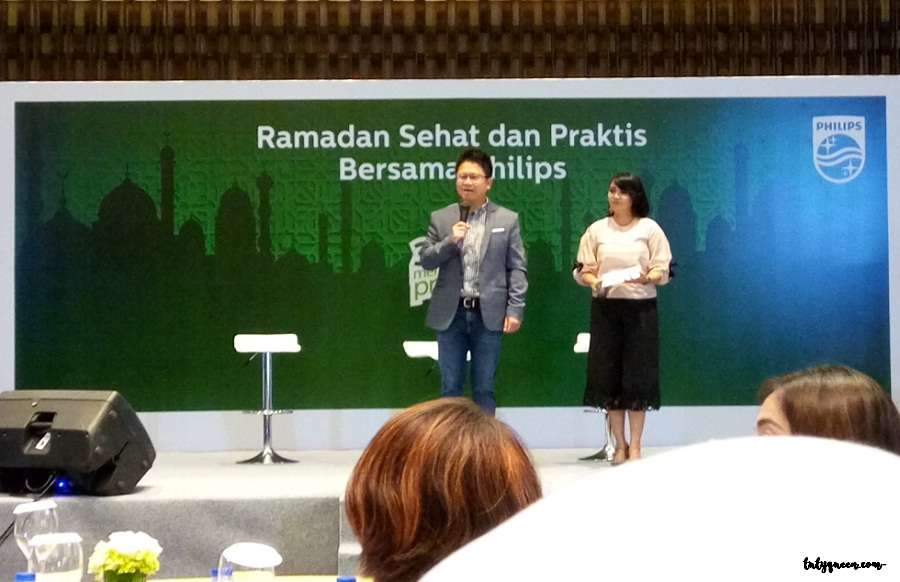 Head of Personal Health Philips Indonesia