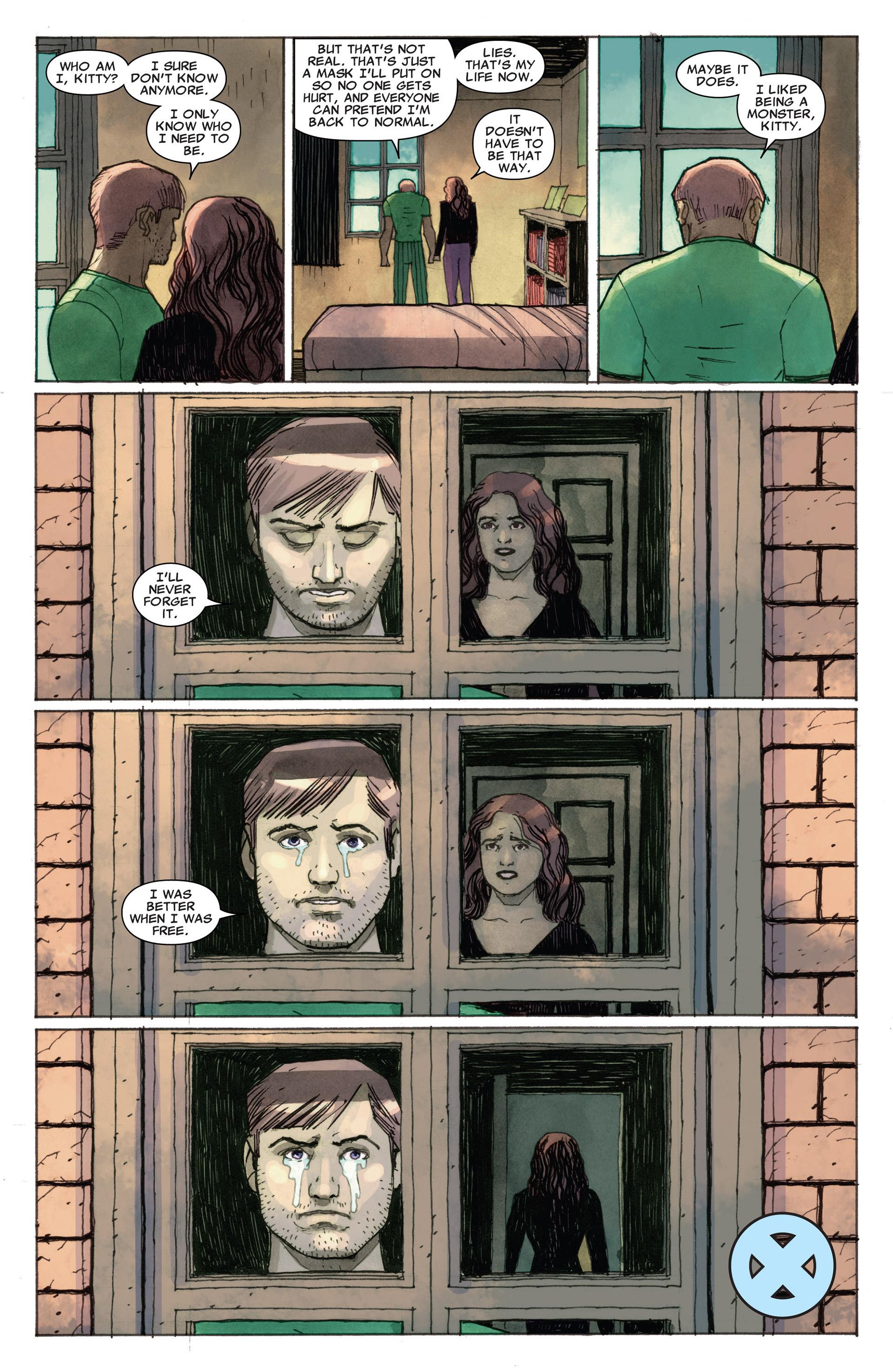 Read online Astonishing X-Men (2004) comic -  Issue #65 - 22