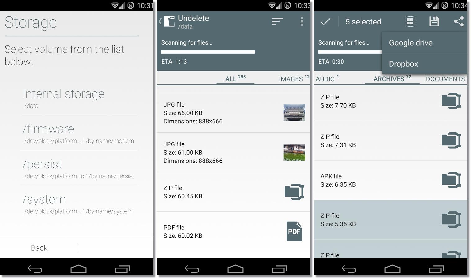 Undelete%2Bfor%2BRoot%2BUsers Cara Mengembalikan File Yang Terhapus Pada Smartphone Android