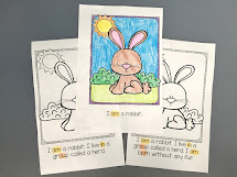 Rabbit Differentiated Readers Freebie