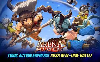 Arena Masters Legend Begins APK