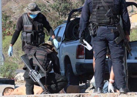 Asesinatos en México alcanzan máximo histórico en mayo