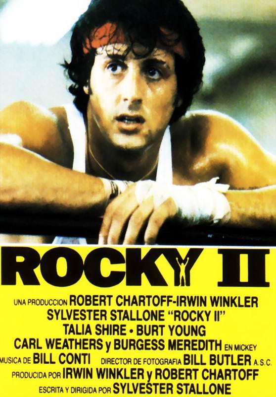 Rocky Ii Stream