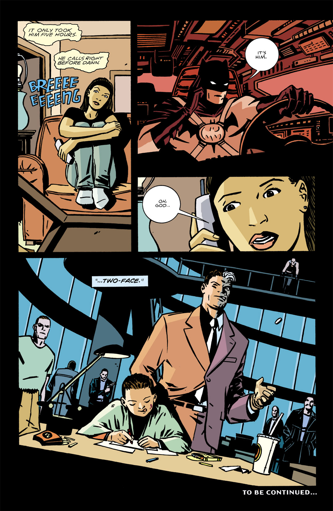 Detective Comics (1937) 770 Page 30