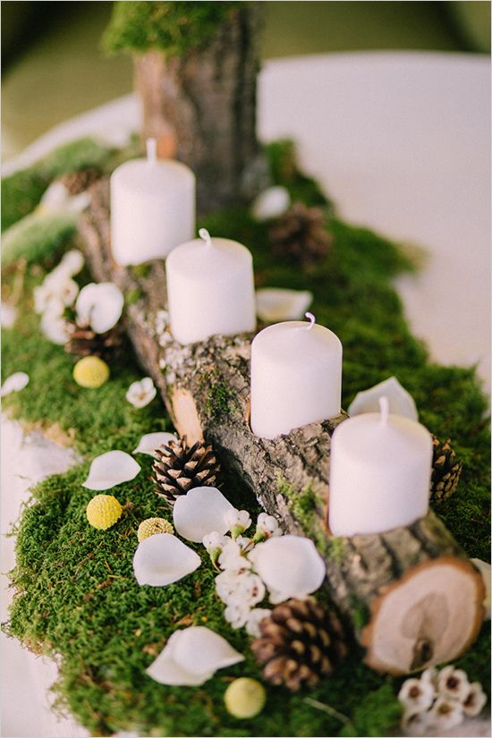 rustic wedding table decorations & Hitched Wedding Planners Singapore: Rustic Themed Wedding ...