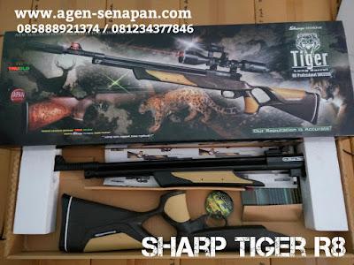 jual sharp tiger murah, jual senapan murah