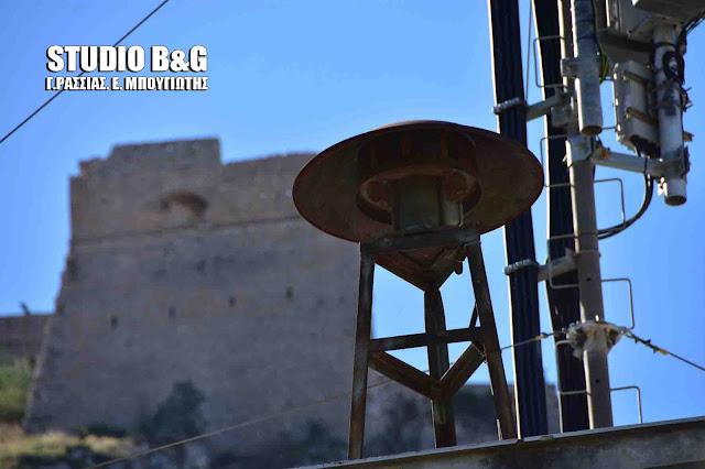 Σειρήνες συναγερμού Πολιτικής Άμυνας ήχησαν και στο Ναύπλιο (βίντεο)