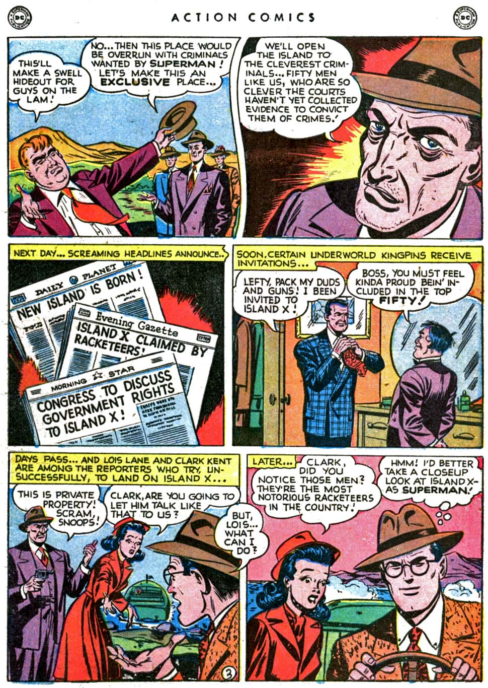 Read online Action Comics (1938) comic -  Issue #123 - 5