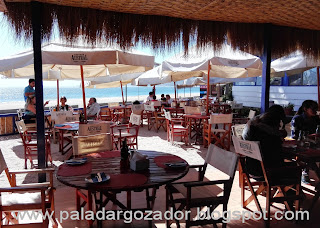 Donde Pablo Papudo terraza