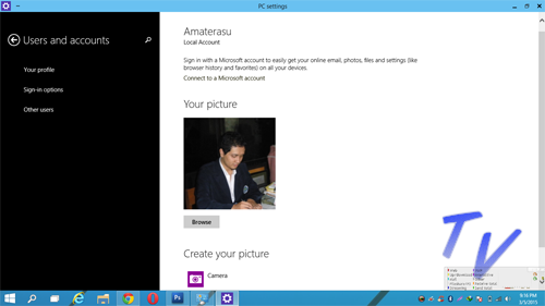 Cara Mengganati Account Picture Windows 10 3