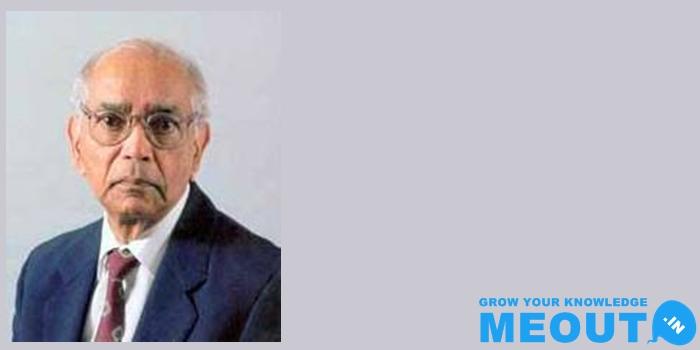 सी आर राव की जीवनी | C R Rao Biography in hindi