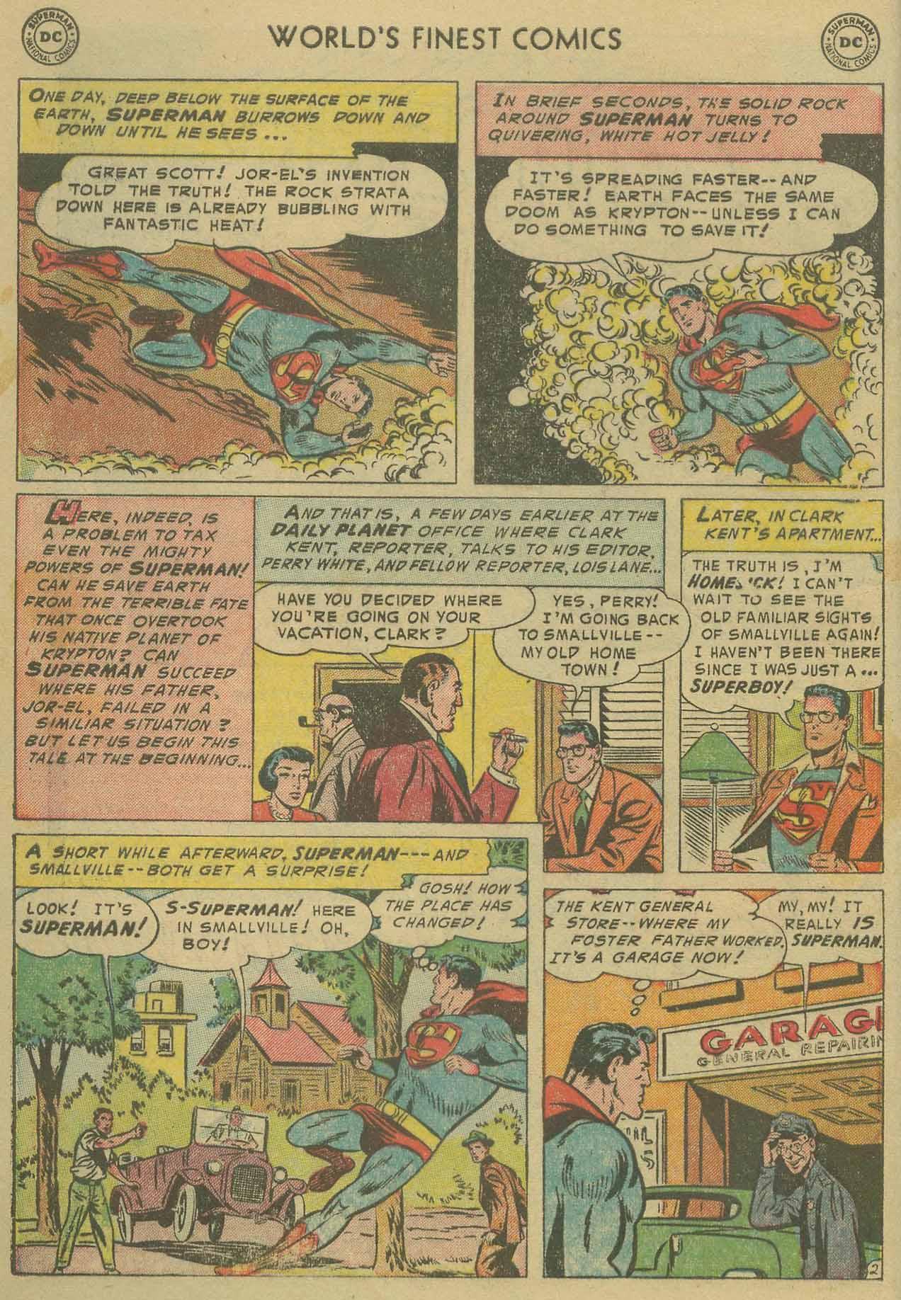 Read online World's Finest Comics comic -  Issue #69 - 4