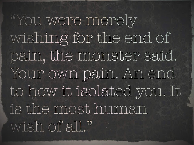 A Monster Calls Top Quote